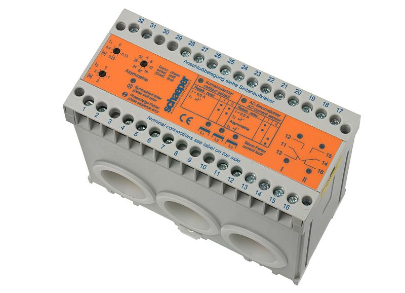 ac current monitor, 3 phase current monitor, ac current relay, acac current monitor, 3 phase current monitor, ac current relay, ac current sensor, 3 phase current relay, contact monitor, current asymmetry monitor,